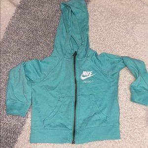 Nike Teal Sweatshirt 2T